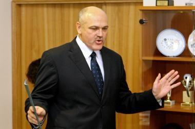 R.Petrauskas neatmeta, kad K.Betingis vis tiek bus atleistas