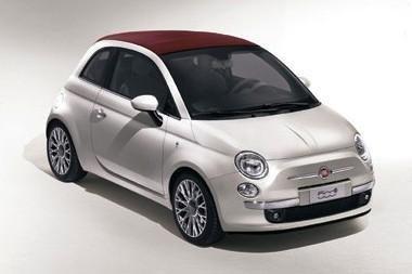 """Dyzeliniai """"Fiat 500"""" taupys vairuotojo piniginę"""