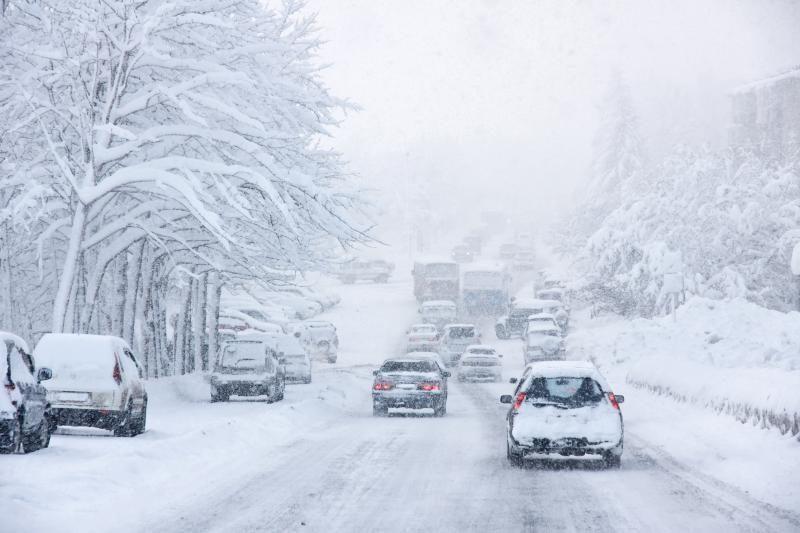 Dar didesni išbandymai vairuotojus užklups atšalus