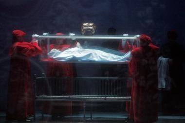 Jaunimo teatre -  J.Vaitkaus premjera