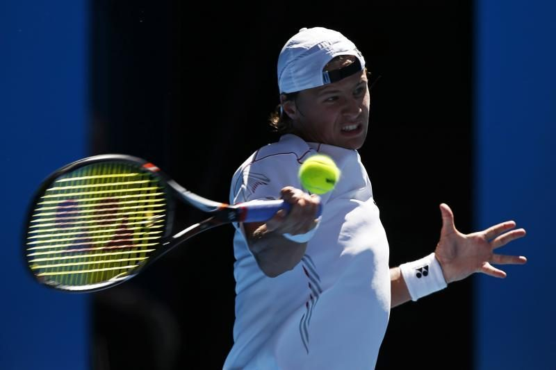 R. Berankio varžovas ATP turnyro kvalifikacijoje - įveikiamas