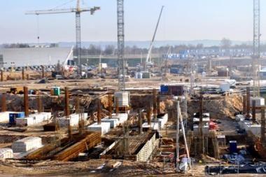 Nacionalinio stadiono statybos sutartis - niekinė