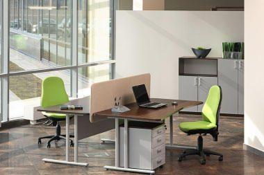 Sostinėje sumažėjo nuomojamų modernių biuro patalpų
