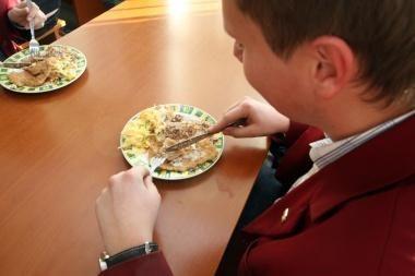 Siūloma per milijoną litų iš rezervo skirti mokinių maitinimui, remontams ir menui