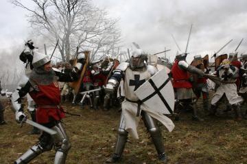 Trakuose prasideda tarptautinis riterių turnyras