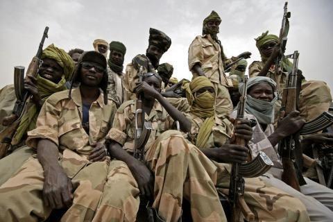 Sudano sostinėje puolamos Vokietijos ir Britanijos ambasados