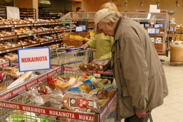 Maistas parduotuvėse brangsta be argumentų