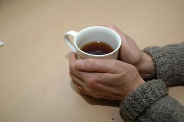 Šoktelėjo peršalimo ligų kreivė