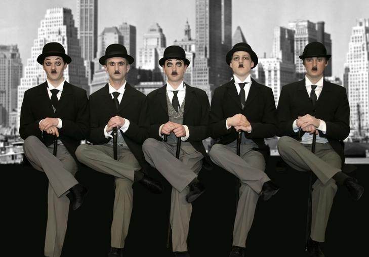 Klaipėdos muzikinis teatras premjera nusilenks Ch.Chaplinui