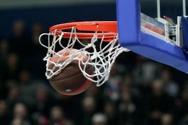 Rezervinė krepšinio rinktinė antrą kartą įveikė anglus
