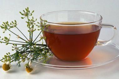 Diabetikams gali padėti ramunėlių arbata