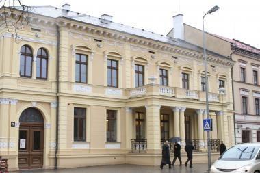 Nuteista buvusi I.Simonaitytės bibliotekos vyriausioji buhalterė