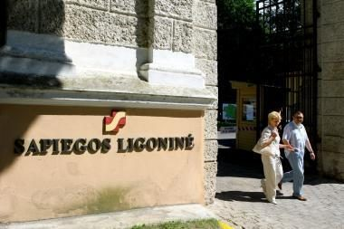 Vilniaus meras: Sapiegos ligoninė - ant bankroto ribos