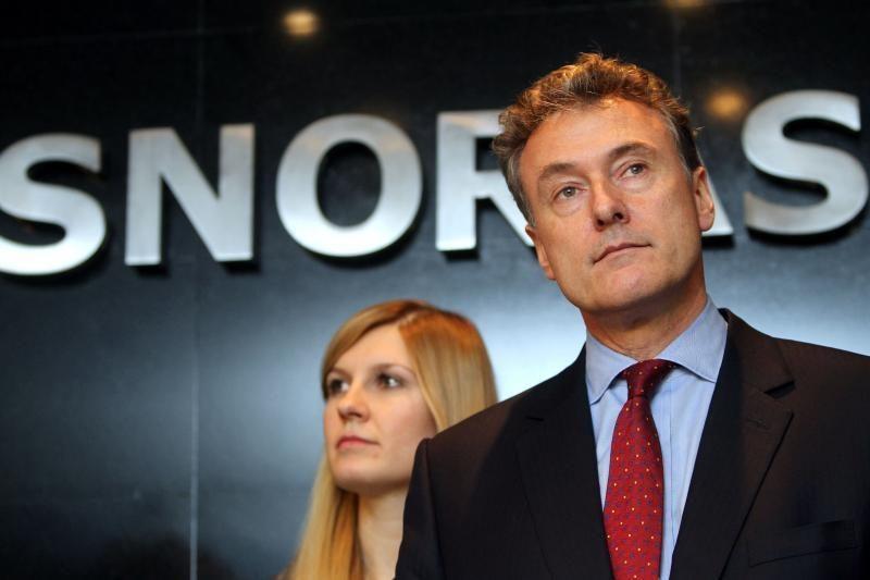 """""""Snoro"""" laikinojo administratoriaus darbovietei pervesta 16 mln. Lt"""