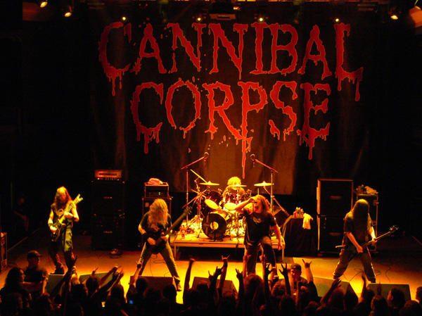 """""""Cannibal Corpse"""" pasirodymas Vilniuje – be cenzūros ir galimybės jį įamžinti"""