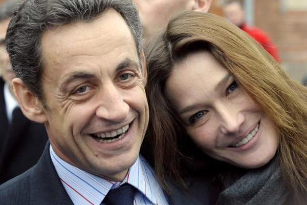 N.Sarkozy užsiminė, kad sieks perrinkimo
