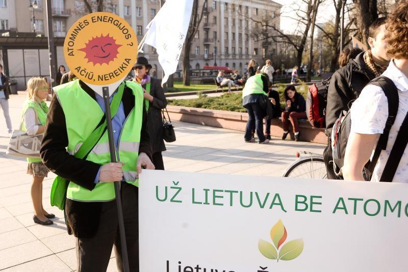 Referendumui dėl atominės elektrinės papildomai prašys apie 2 mln.litų