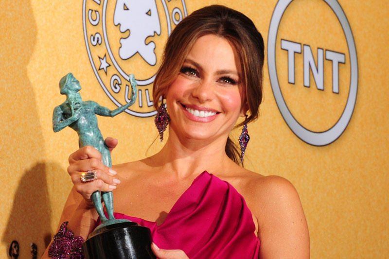 S.Vergara išrinkta geidžiamiausia 2012 metų moterimi