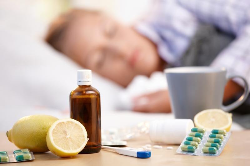 Per savaitę Klaipėdoje nustatyti šeši gripo atvejai