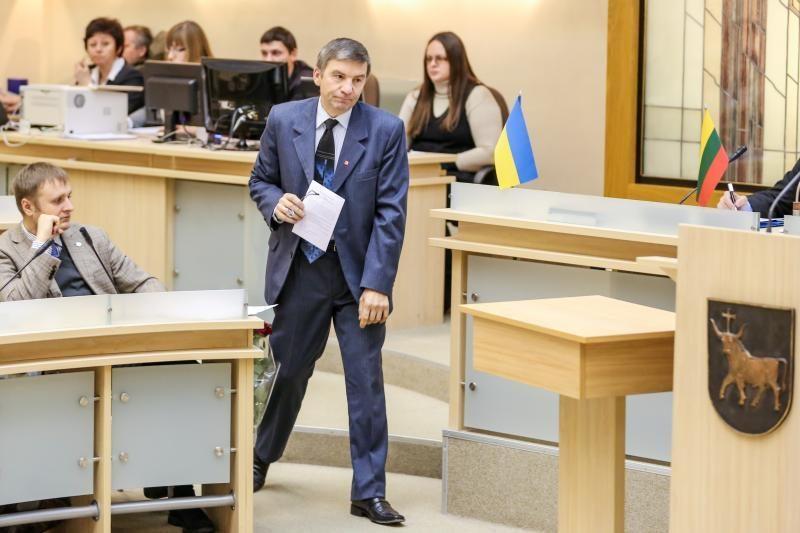 Kauno vicemeras matuojasi Vyriausybės atstovo kėdę