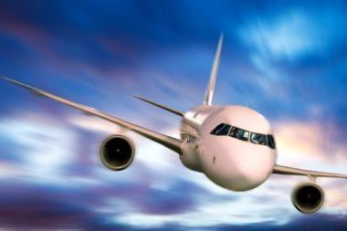 Draudžiamų oro transporto bendrovių sąrašą papildė dvi Ganos bendrovės (sąrašas)