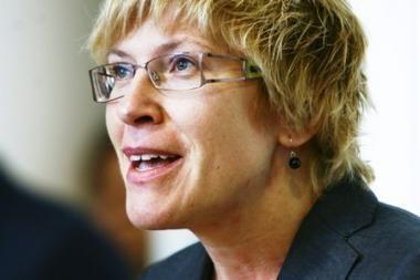 Finansų ministrė: nedarbą mažins ES paramos įsisavinimas ir lengvatos darbdaviams