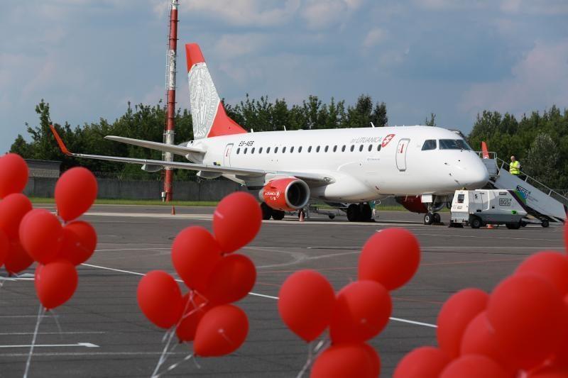 """""""Air Lituanica"""" rugpjūtį skraidins į Berlyną"""