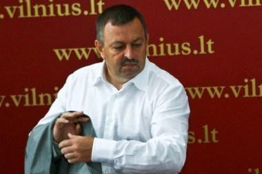 Teismas turėtų paskelbti nutartį dėl Vilniaus merui nepalankaus VTEK sprendimo
