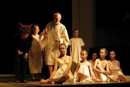 """Mėgėjų teatrų festivalis """"Kauno rampa"""" pasitinka 40-ąjį jubiliejų"""