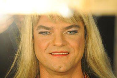 Ž.Šilgalis šokių projekte persirengė seksualia blondine (atnaujinta)