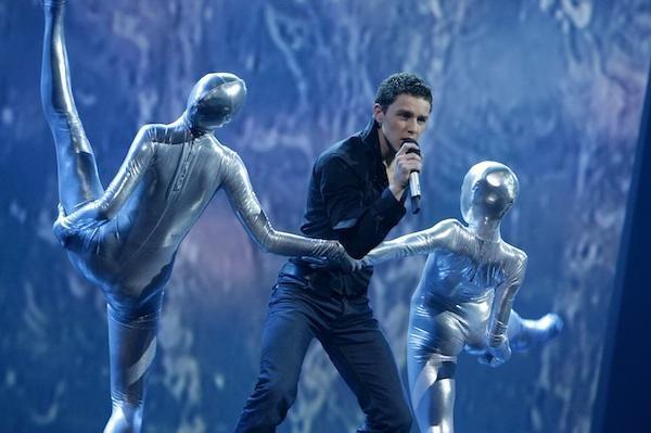 """Į """"Euroviziją"""" Maskvoje važiuos Sasha Son (lentelė)"""