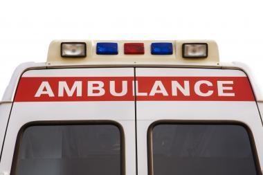 Per avariją Klaipėdos r. nukentėjo septyni žmonės