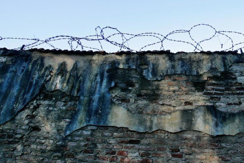 R.Šimašius apie badaujančius kalinius: situacija kontroliuojama