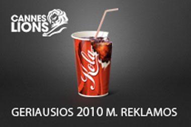 Geriausių pasaulio reklamų peržiūra – Lietuvos kino teatruose