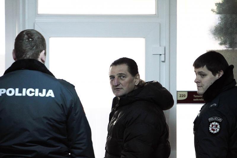 Henrikui Daktarui Lukiškių kameroje šalta