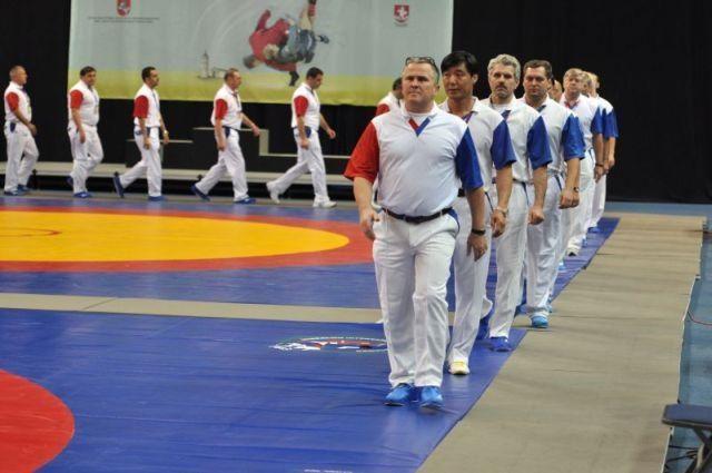 Šeštadienį sostinėje prasideda Lietuvos sambo čempionatas