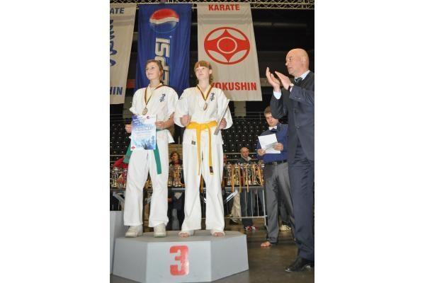 """Klaipėdos karate mokykla """"Shodan"""" – stipriausia Lietuvoje"""