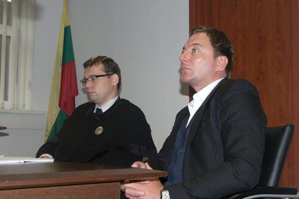 Šmeižtu įtariamas M.Gelažnikas su gydytoju nesitaikys