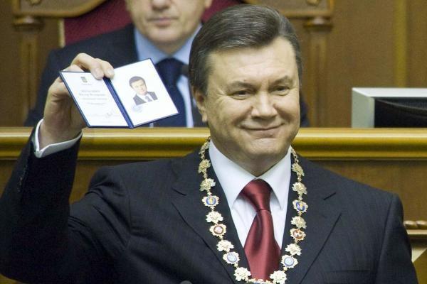 V.Janukovyčius pakeitė Ukrainos generalinį prokurorą