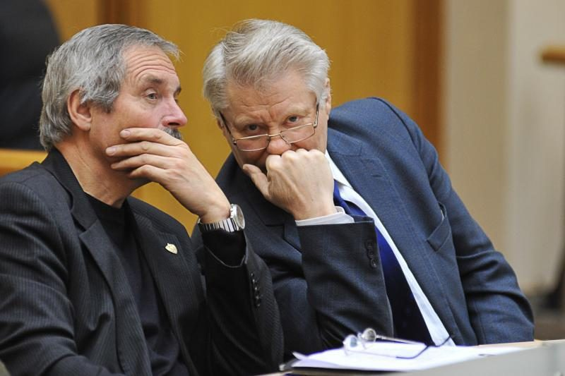 K.Kriščiūnas atleistas iš vicemero posto