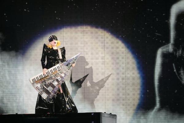 Lady Gaga ir Bruni-Sarkozy – skoningiausiai besirengiančios garsenybės