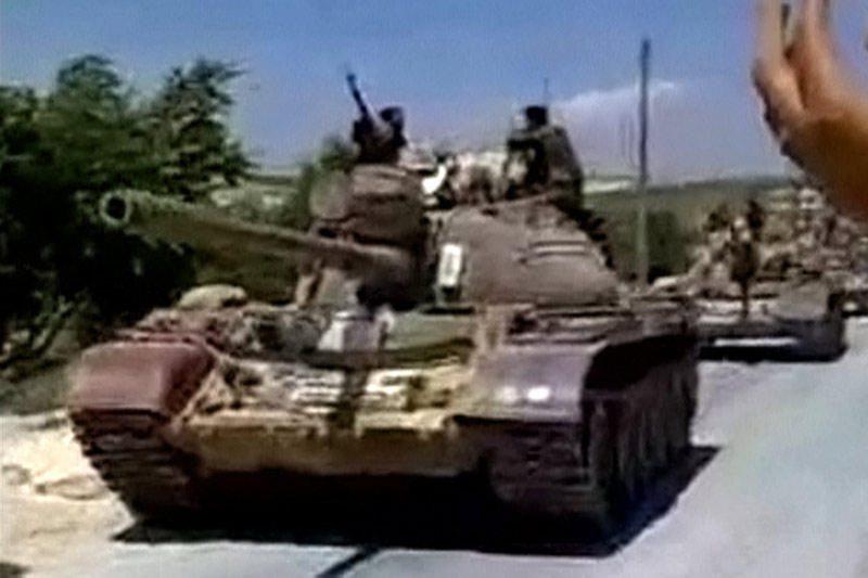 """Sirijos krizė gali būti išspręsta tik """"triuškinant terorizmą geležiniu kumščiu"""""""