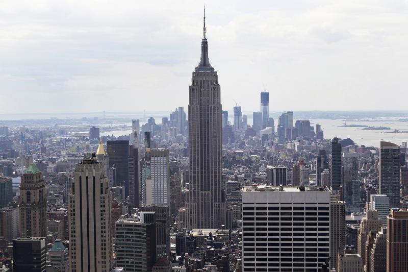 Niujorką sukrėtė žudynės: 2 žmonės žuvo, 8 sužeisti