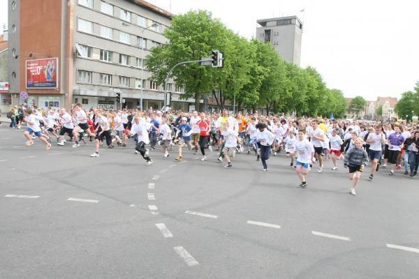"""""""Vilties bėgime"""" – per 5 tūkst. dalyvių"""