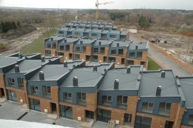 Per metus uostamiestyje namai atpigo apie 20 proc.