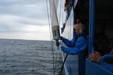 Baltijos jūroje – mokslininkų ekspedicija
