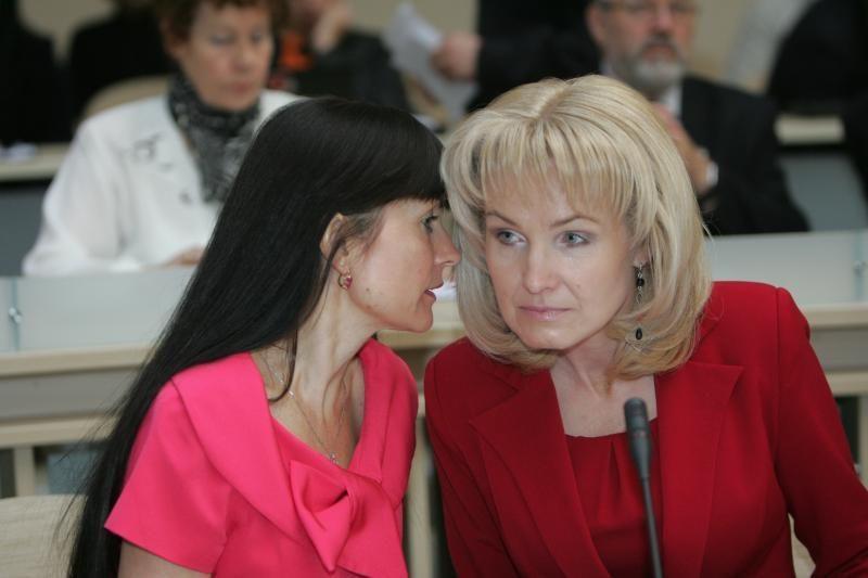 Politikės A.Ručienė ir L.Kekienė į Kiniją išsiruošė už 14 tūkst. litų