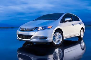 """Naujoji """"Honda Insight"""" – populiariausias hibridas Europoje"""