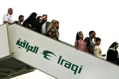 Lenkija siūlys prieglobstį ir pinigų irakiečiams
