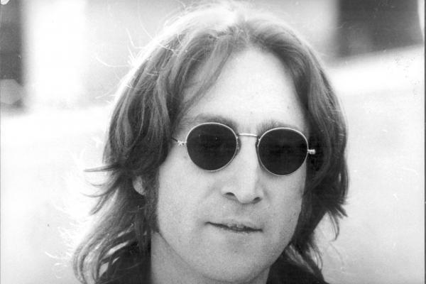 Paminklą J.Lennonui Vilniuje tikimasi pastatyti per metus
